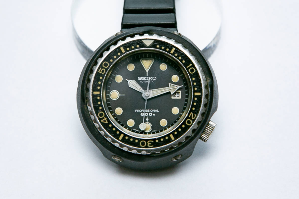 SEIKO 6159-7010 プロフェッショナルダイバー 600m セイコー