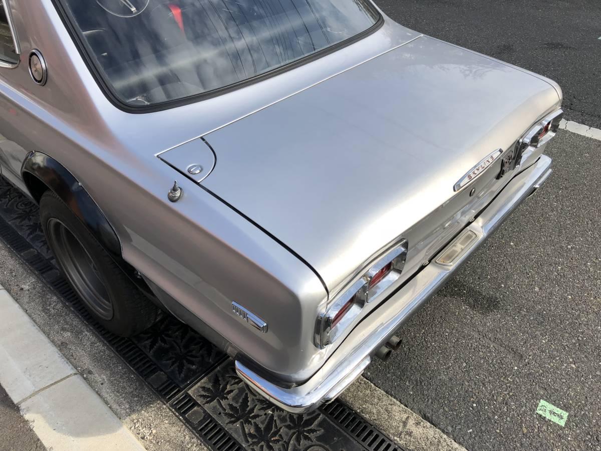 ニッサン ハコスカ スカイライン GT-R s20 #s30 ケンメリ グロリア セドリック_画像5