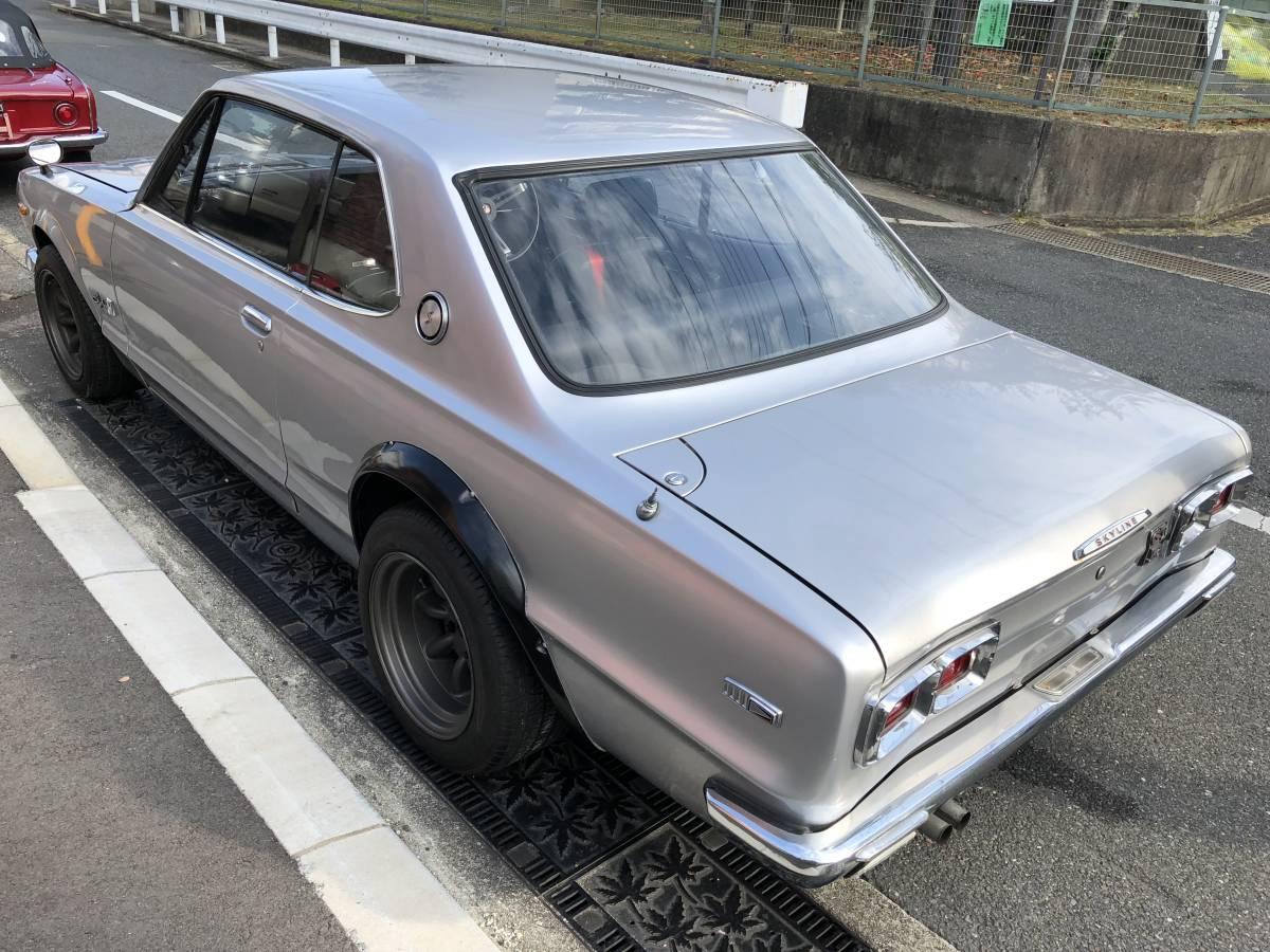 ニッサン ハコスカ スカイライン GT-R s20 #s30 ケンメリ グロリア セドリック_画像3