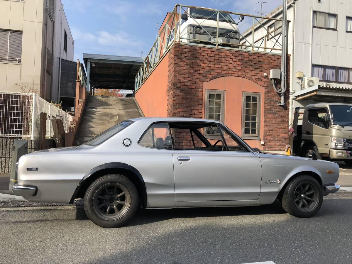 ニッサン ハコスカ スカイライン GT-R s20 #s30 ケンメリ グロリア セドリック_画像10