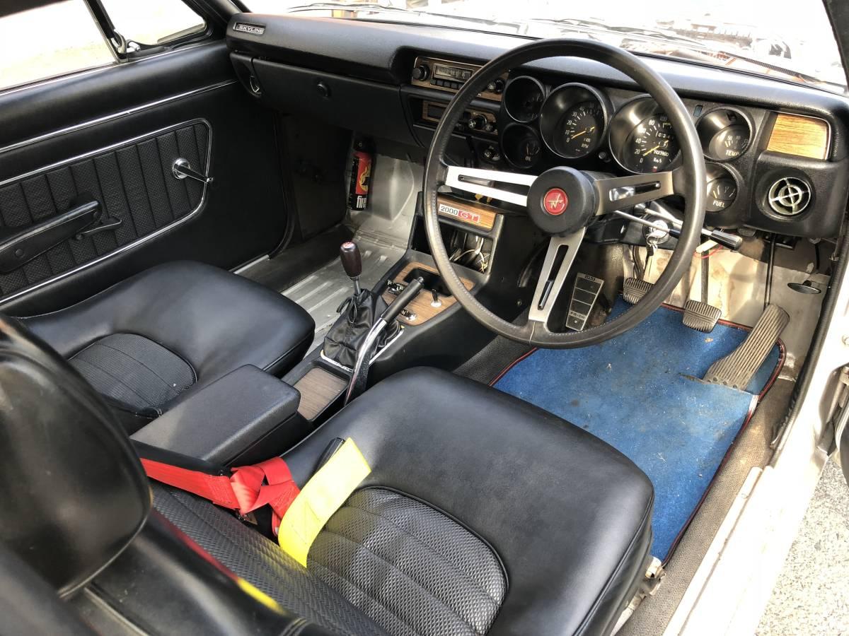 ニッサン ハコスカ スカイライン GT-R s20 #s30 ケンメリ グロリア セドリック_画像2