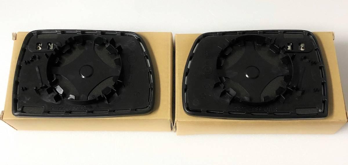 BMW X3( E83) 交換用ドアミラーガラスレンズ左右セット純正タイプ社外品②_画像2