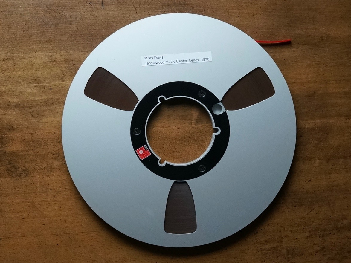 "Used★2TR38cm【Basf LP35 LH】1/4""×3600ft Non-Coated AudioTape★w/Metal Reel★10号オープンリール_画像2"