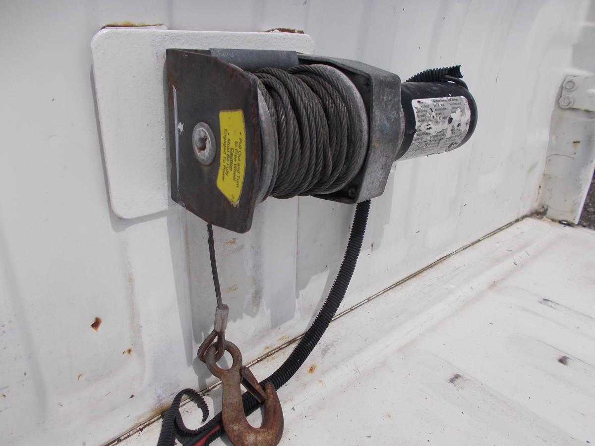 新潟 13年アクテイトラック HA7 4WD 5MT パワステ エアコン ウインチ付き(有線リモコン付き) タイベル交換済み_画像7