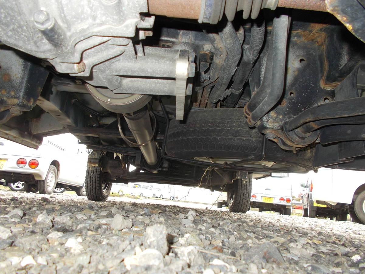 新潟 13年アクテイトラック HA7 4WD 5MT パワステ エアコン ウインチ付き(有線リモコン付き) タイベル交換済み_画像5