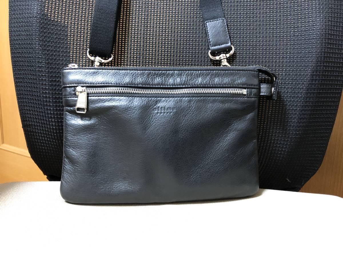 beautiful goods ultima tokyo/urutimato-kyo-3WAY Smart back Ⅱ cow leather black