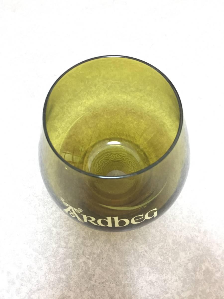 【非売品】【レア】【オマケ付】アードベッグ ロックグラス 非売品ピンバッジ2個付き_画像2