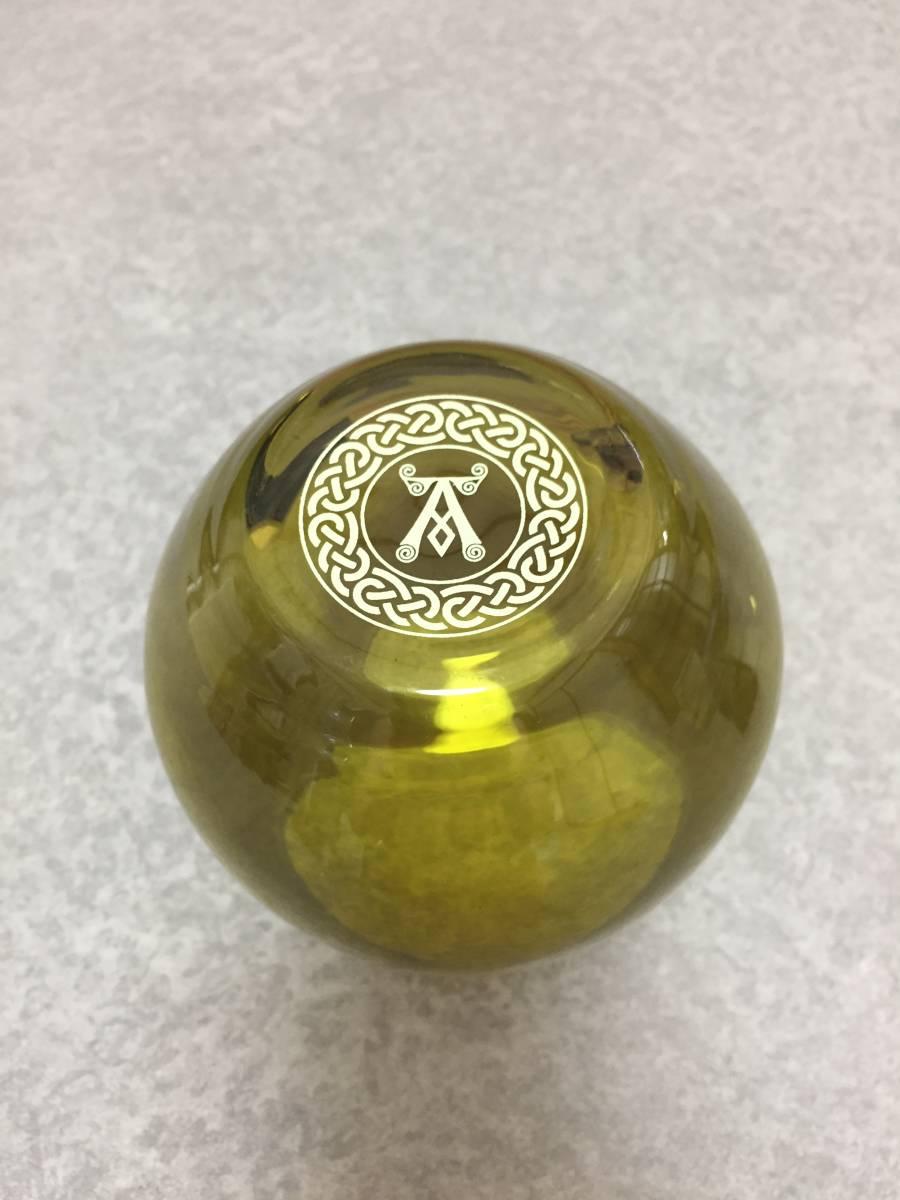 【非売品】【レア】【オマケ付】アードベッグ ロックグラス 非売品ピンバッジ2個付き_画像3