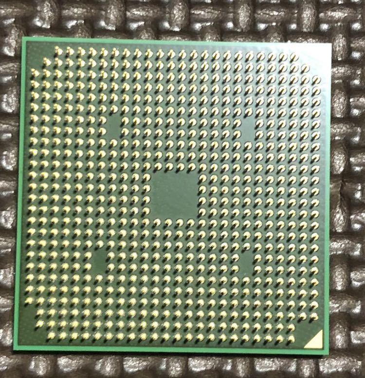AMD Turion X2 Ultra Dual-Core ZM-84 中古品_画像2