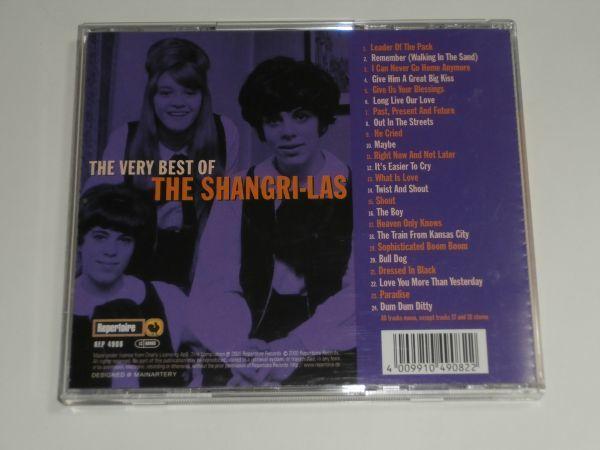 CD / シャングリラス『The Very Best Of The Shangri-Las』ベスト2000年発売_画像2