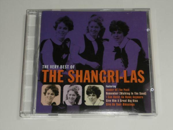 CD / シャングリラス『The Very Best Of The Shangri-Las』ベスト2000年発売_画像1