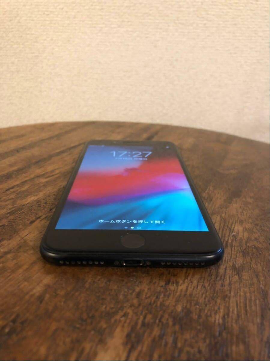 【1円】Apple iPhone7 Plus 128GB ブラック A1785 MN6F2J/A バッテリ86%■au_画像9