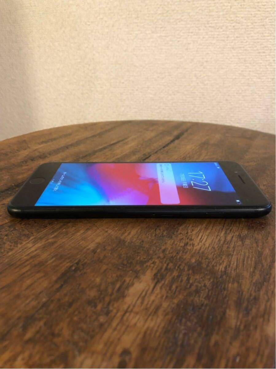 【1円】Apple iPhone7 Plus 128GB ブラック A1785 MN6F2J/A バッテリ86%■au_画像10