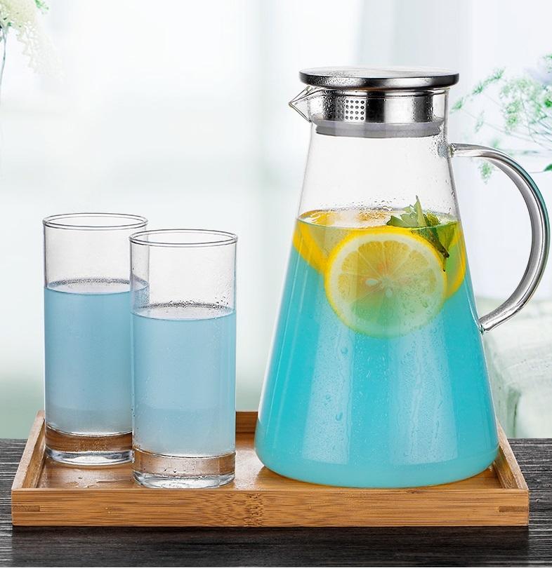 麦茶 ポット 耐熱
