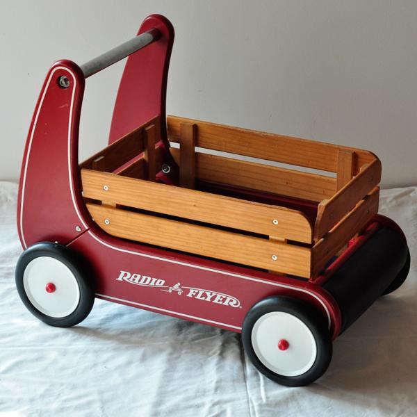 RADIO FLYER Classic Walker Wagon ラジオフライヤー クラシック ウォーカー ワゴン 手押し车