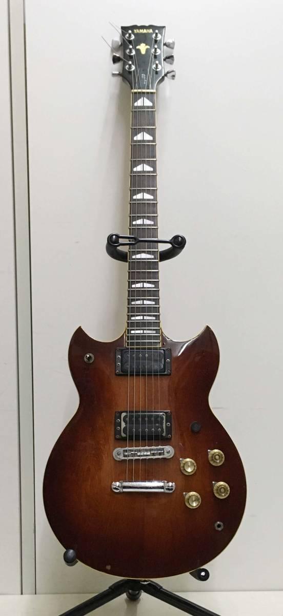 YAMAHA ★ エレキギター SG800 ハードケース付 シリアルナンバー 002506 6桁 ヤマハ ビンテージ ギター 楽器 天竜工場 日本製 ヴィンテージ