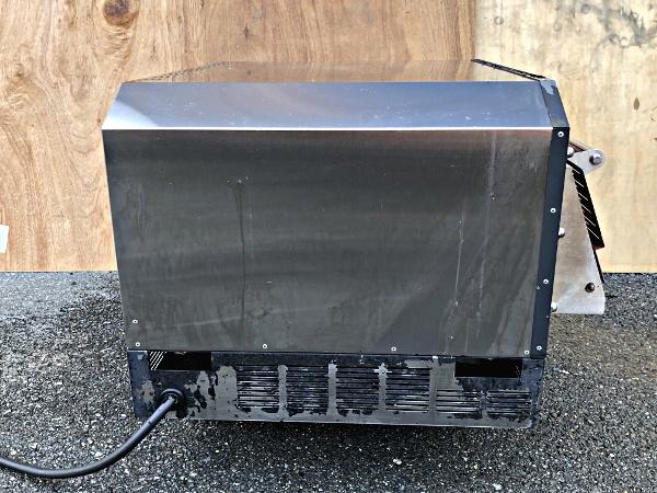 ネクスト NEXT PZT-500 2015年製 電気石窯オーブン 200V仕様 ピザ窯 ナポリピッツァ専用500℃対応②_画像4