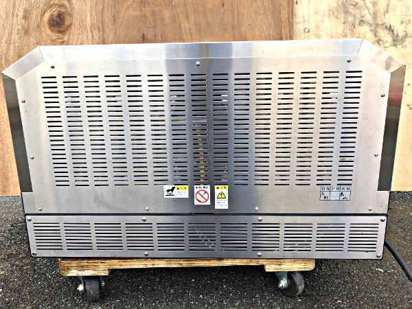 ネクスト NEXT PZT-500 2015年製 電気石窯オーブン 200V仕様 ピザ窯 ナポリピッツァ専用500℃対応②_画像5