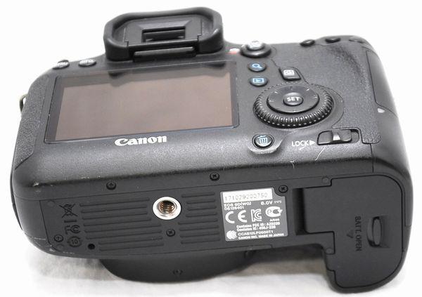 【良品・メーカー保証書等完備】Canon キヤノン EOS 6D_画像10