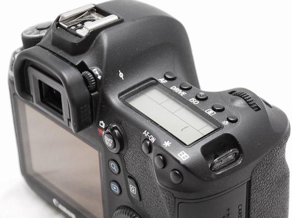 【良品・メーカー保証書等完備】Canon キヤノン EOS 6D_画像7