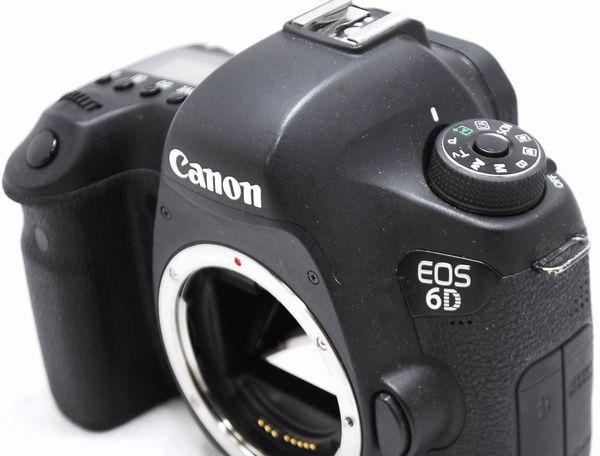 【良品・メーカー保証書等完備】Canon キヤノン EOS 6D_画像5
