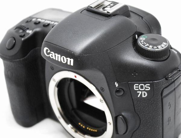 【良品・メーカー保証書等完備 豪華セット】Canon キヤノン EOS 7D EF 28-90mm USM_画像5