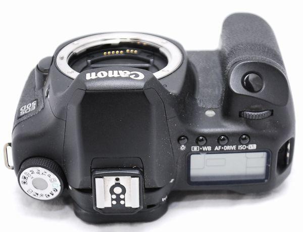 【美品・付属品完備】Canon キヤノン EOS 50D_画像9