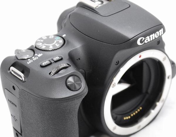 【超美品・保証書 付属品完備】Canon キヤノン EOS Kiss X9_画像5