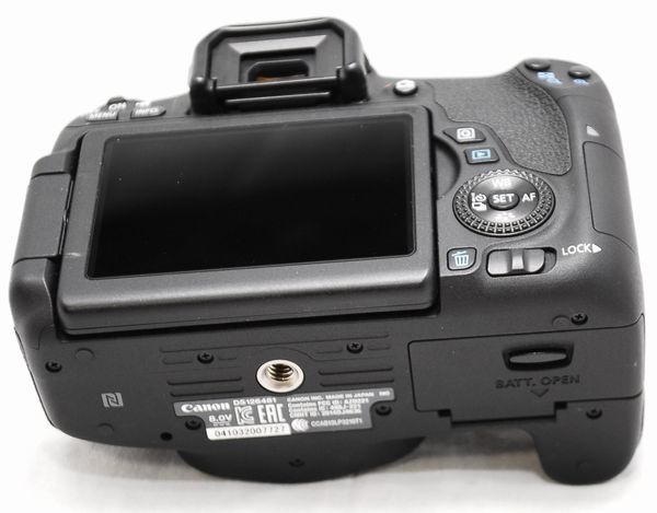 【極上美品・メーカー保証書等完備】Canon キヤノン EOS 8000D_画像10