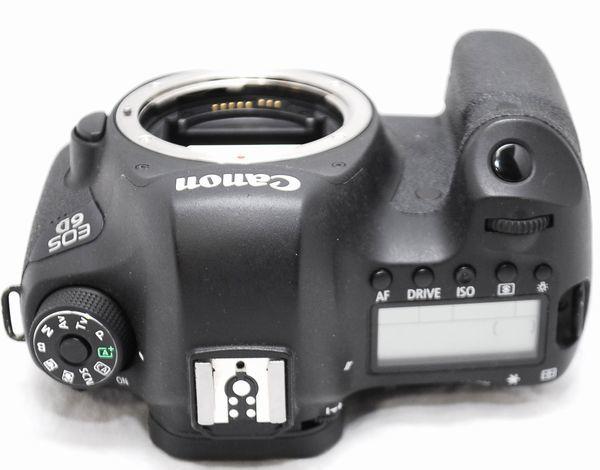 【良品・メーカー保証書等完備】Canon キヤノン EOS 6D_画像9