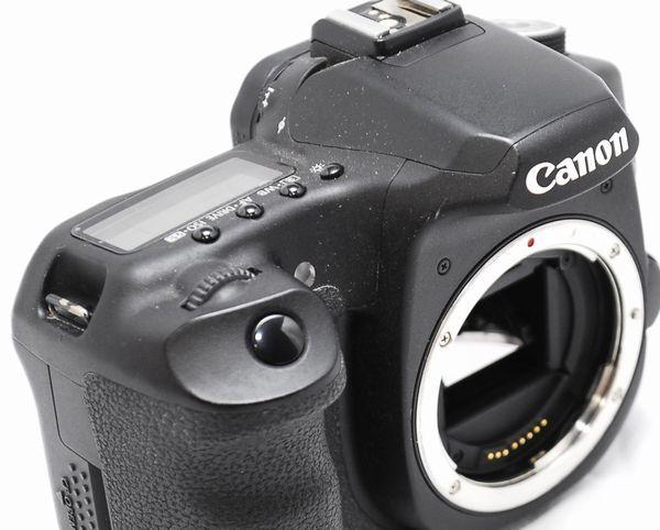 【美品・付属品完備】Canon キヤノン EOS 50D_画像6