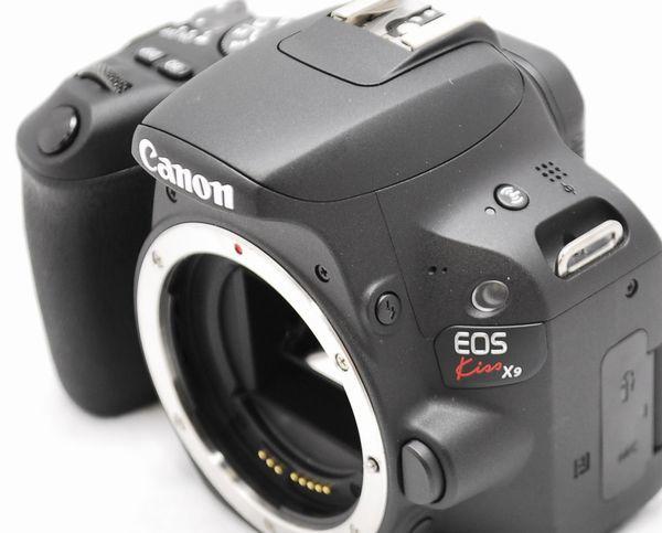 【超美品・保証書 付属品完備】Canon キヤノン EOS Kiss X9_画像4