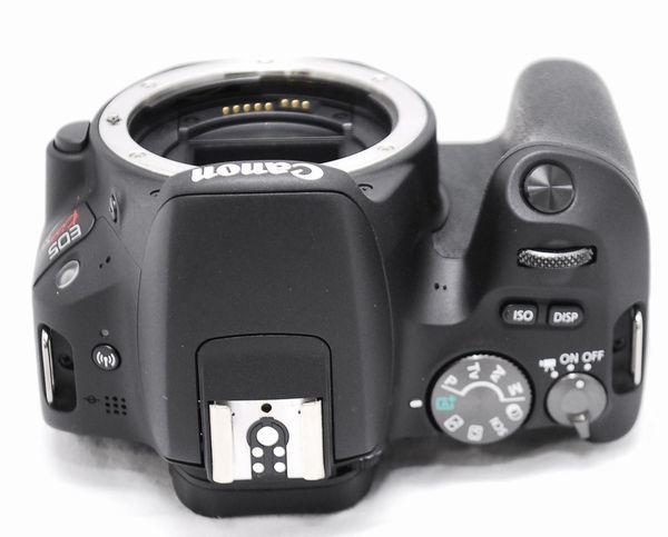 【超美品・保証書 付属品完備】Canon キヤノン EOS Kiss X9_画像9
