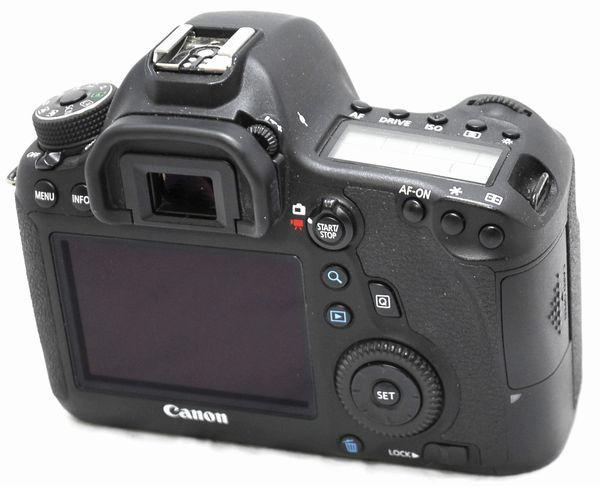 【良品・メーカー保証書等完備】Canon キヤノン EOS 6D_画像4