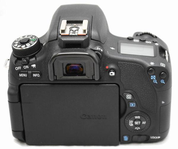 【極上美品・メーカー保証書等完備】Canon キヤノン EOS 8000D_画像8