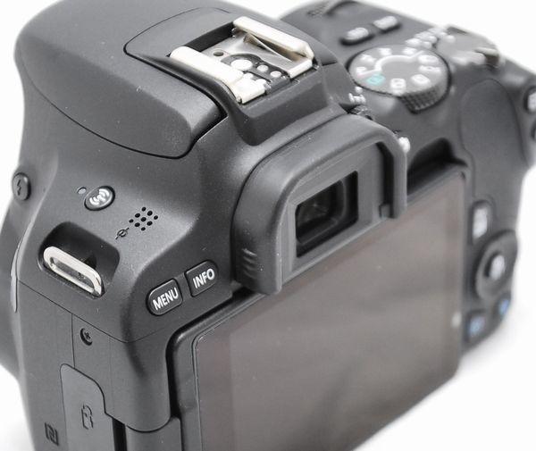 【超美品・保証書 付属品完備】Canon キヤノン EOS Kiss X9_画像7