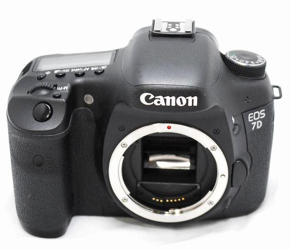 【良品・メーカー保証書等完備 豪華セット】Canon キヤノン EOS 7D EF 28-90mm USM_画像4