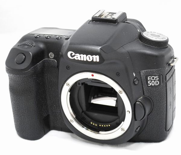 【美品・付属品完備】Canon キヤノン EOS 50D_画像2