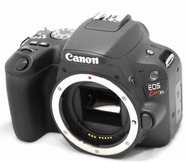 【超美品・保証書 付属品完備】Canon キヤノン EOS Kiss X9_画像2