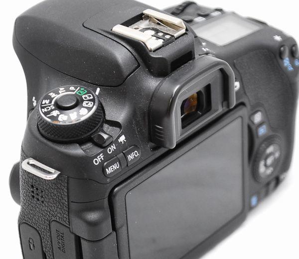 【極上美品・メーカー保証書等完備】Canon キヤノン EOS 8000D_画像7