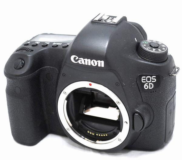 【良品・メーカー保証書等完備】Canon キヤノン EOS 6D_画像2