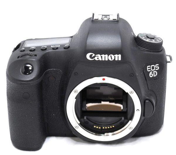 【良品・メーカー保証書等完備】Canon キヤノン EOS 6D_画像3