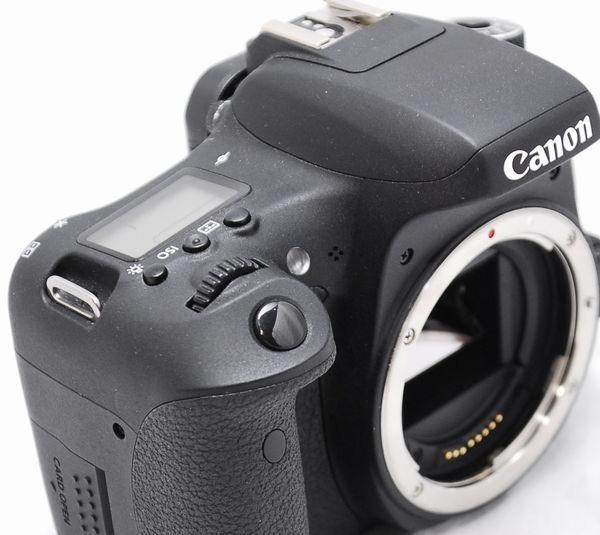 【極上美品・メーカー保証書等完備】Canon キヤノン EOS 8000D_画像5