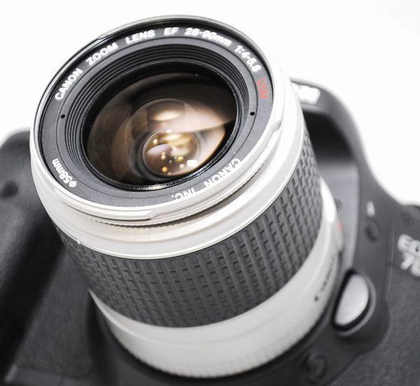 【良品・メーカー保証書等完備 豪華セット】Canon キヤノン EOS 7D EF 28-90mm USM_画像3