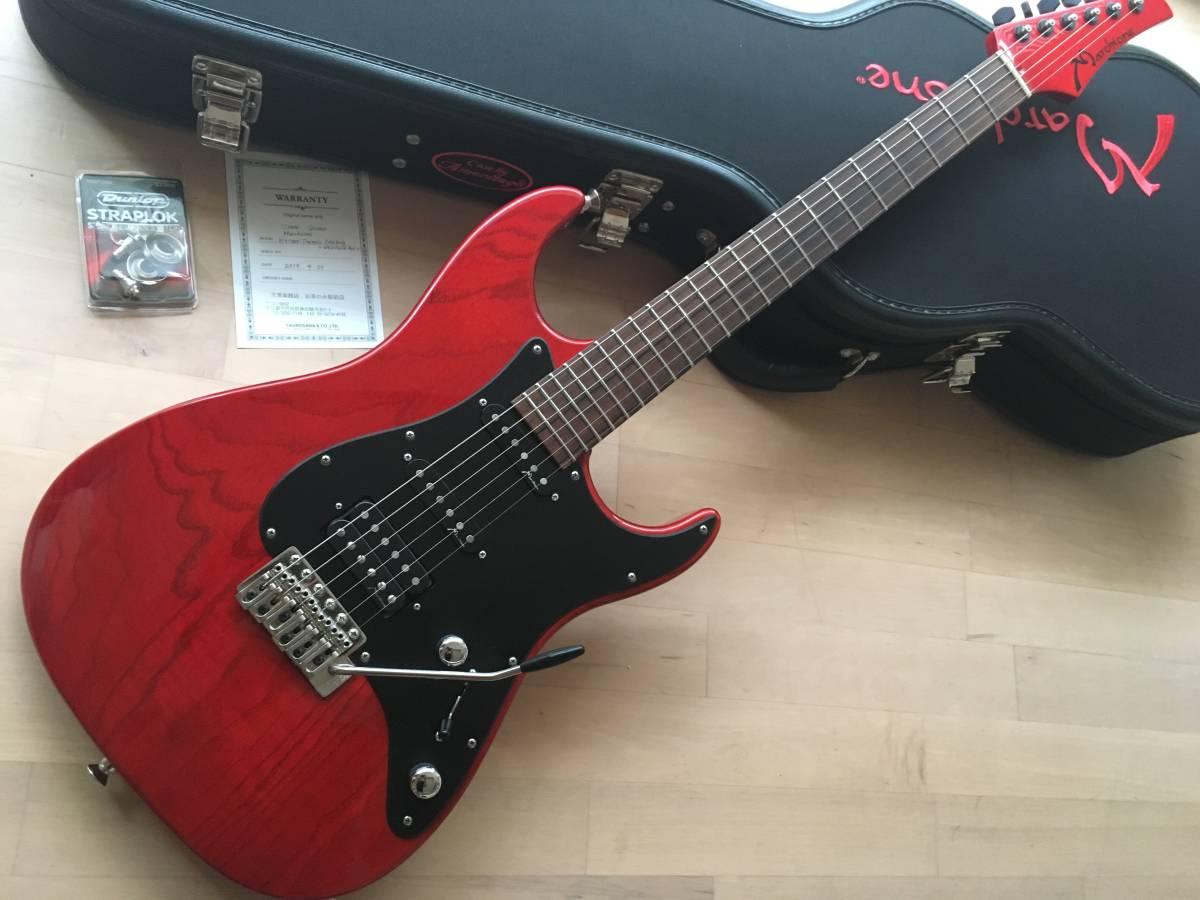 Marchione Guitars(マルキオーネ ギターズ) Vintage Tremolo SSH 美品!!