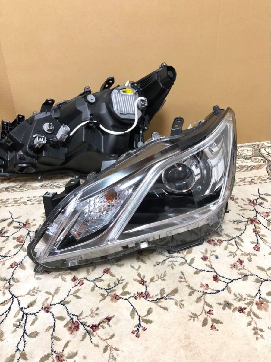 クラウン 210系 アスリートGグレード 後期 純正 右左 ヘッドライト LEDセット AWS210 AWS211 GRS210 GRS211 ARS210 GRS214_画像7