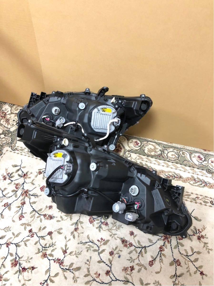 クラウン 210系 アスリートGグレード 後期 純正 右左 ヘッドライト LEDセット AWS210 AWS211 GRS210 GRS211 ARS210 GRS214_画像5