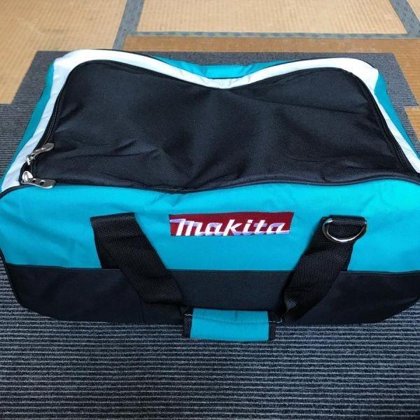【新品】 マキタ 純正 ツールバッグ 大容量 ショルダーベルト付き