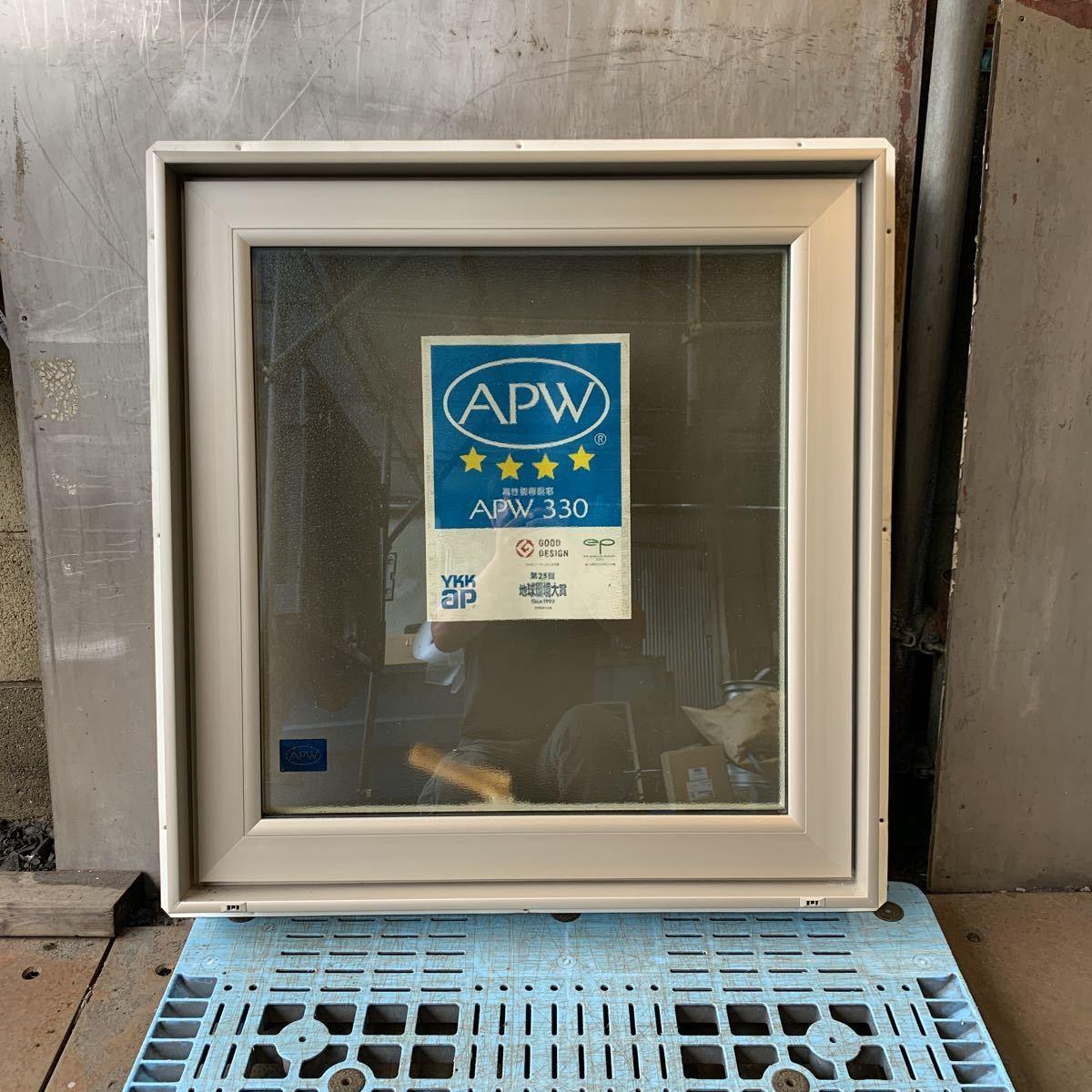 YKKap 樹脂サッシ 横すべり出し窓 霞ペアガラス
