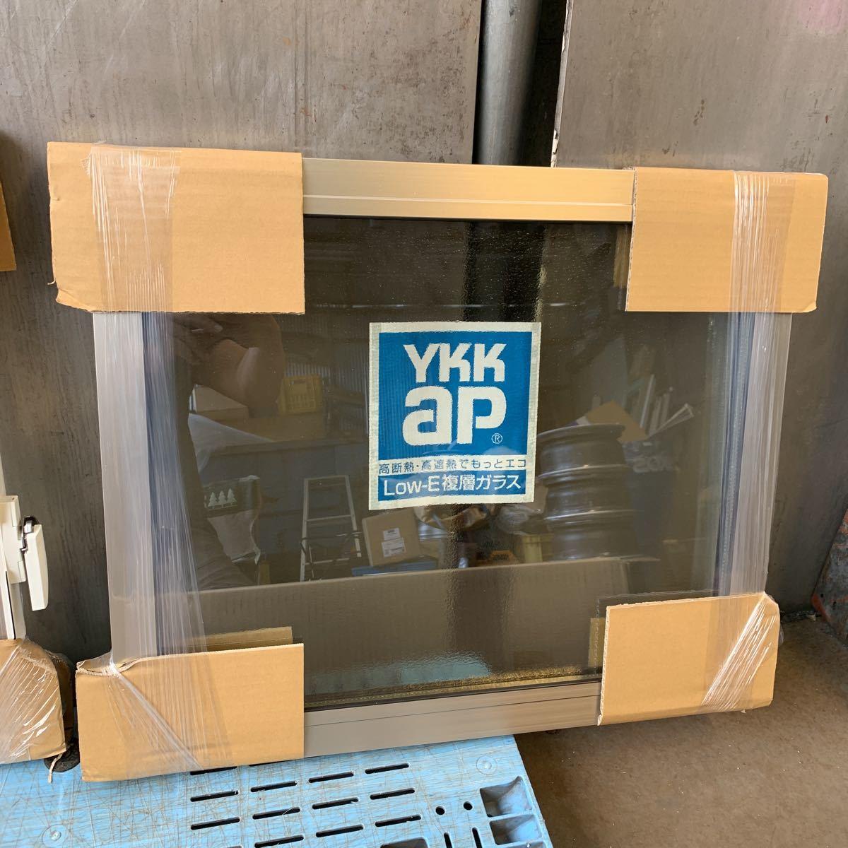YKKap アルミサッシ 引違い窓 霞ペアガラス _画像4